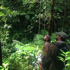 Tonight on Discovery, a two-part trek begins for the DUAL SURVIVAL duo, Joe Teti and Matt Graham, and the location is something a little different: a volcano.