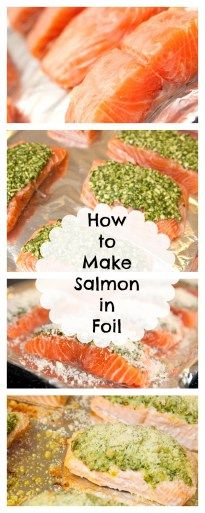Healthy Grilled Salmon Recipe: Baked in Foil When it comes to fish, I'm not very skilled on how to cook it but this Healthy Grilled Salmon Recipe is foolproof! I'm going to show you how…