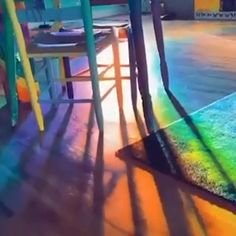 Chalk Drawings Sidewalk Discover Bring the rainbow into your house This window film creates rainbow visual effect when sunlight shines through after installation. Diy Pour Chien, Future House, My House, 3d Laser, Window Film, Home And Deco, Visual Effects, New Room, My Dream Home