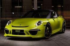 2014 #Porsche #911 #Targa by #TechArt
