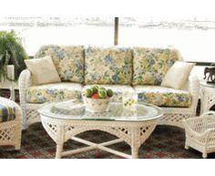 Wicker Sofa Cushions
