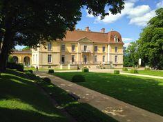 Visiter Lyon - Découverte de la ville des lumières: Le parc de Lacroix Laval