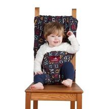 Totseat Alphabet Travel High Chair