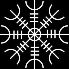 Panteón de Juda: Aegishjalmur o ægishjálmur: Significado