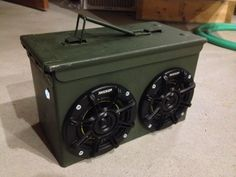 Picture of Ammo Can Boombox