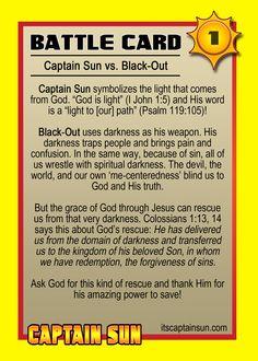 Battle Card #1 BACK Psalm 119 105, Vacation Bible School, Psalms, Battle, Superhero, Words, Fun, Superheroes, Funny