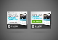 Help Brensten  Education with a new banner ad by strxyzll