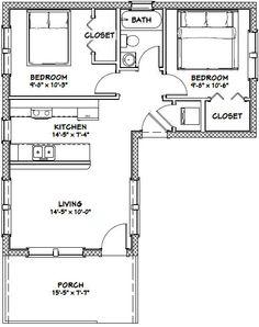 Details about 32x32 houses pdf floor plans building for 32x32 cabin plans