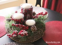 Wonderful Christmas Diy Ideas to Decorate Your Home and Table - Christmas Table