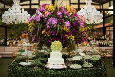 Casamento clássico na fazenda ( Decoração: Renato Aguiar | Foto: Debora Pitanguy )