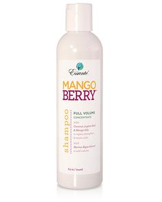 Organic, Toxic Free, Chemical Free and good clean shampoo.  Go Green