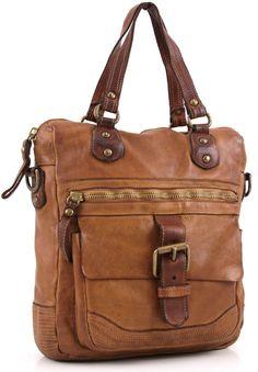 370a732690 Campomaggi Colour Satchel Leather cognac 32 cm - C09021VCVL-1702