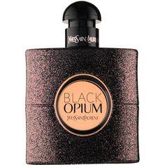 Yves Saint Laurent Black Opium Eau de Toilette ($75) ❤ liked on Polyvore featuring beauty products, fragrance, edt perfume, yves saint laurent, yves saint laurent perfume, eau de toilette perfume and yves saint laurent fragrance