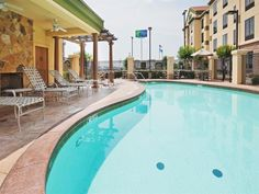 Mcalester (OK) Holiday Inn Express Hotel & Suites McAlester United States, North America Set in a prime location of Mcalester (OK), Holiday Inn Express Hotel & Suites McAlester puts everything the city has to offer just outside your doorstep. The hotel offers guests a range of services and amenities designed to provide comfort and convenience. Free Wi-Fi in all rooms, 24-hour front desk, facilities for disabled guests, BBQ facilities, newspapers are just some of the facilities...