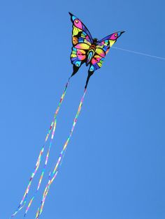 Oh to fly a kite and all your cares away!