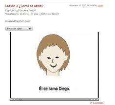Teaching Español: Free Elementary Spanish Curriculum