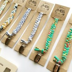 Home of the multi-functional Braided Pacifier Clip and Teether Clip – Madeline's…