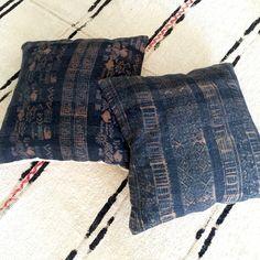 MUD BLOC | 65cm cushions | dosombre.com