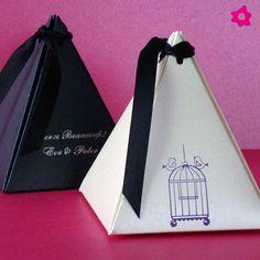 Cajas para regalos de boda | El blog de Lola.     #Regalos #invitados #bodas
