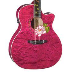 Resultado de imagen para guitarras acusticas personalizadas