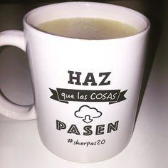 Recuerda, #hazquelascosaspasen #sherpas20