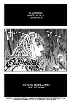 Claymore (manga) - Capitulo 117