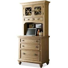Riverside Furniture Coventry Personal Workstation - 32431+32