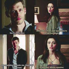 The Vampire Diaries, I love Klaus