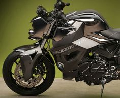 Vilner Custom Bike BMW F 800 R Predator