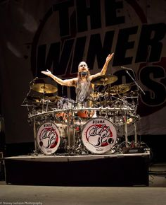 New Album, new world tour, new drums! Mike Portnoy - The Winery Dogs