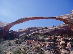 Landscape Arch-Arches N.P.