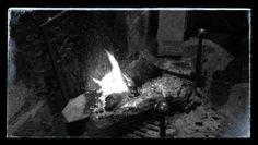 It's good to roast my bones beside the fire ...