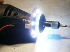 Make your own led ring for your Dremel (620×465)