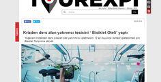 Turcja w wycinkach-2-Hotel dla rowerów. Seria w której tłumaczę z tureckiego na nasze wybrany artykuł z tureckich mediów. Dzisiaj turystyka rowerowa.
