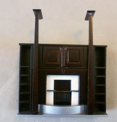 Dolls House Emporium Charles Rennie Mackintosh Dining Table 3411
