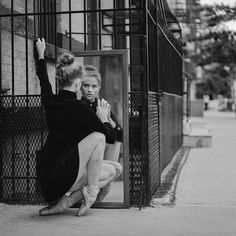 """4,375 Likes, 14 Comments - ballerina project (@ballerinaproject_) on Instagram: """"Sarah Hay in the Lower East Side. #ballerina - @sarahhayofficial #lowereastside #newyorkcity…"""""""