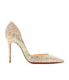 Christian Louboutin Iriza Glitter Pumps Just fabulous !!!