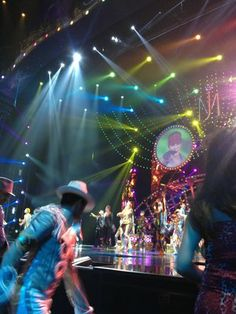 Michael Jackson ONE - The show in Las Vegas.