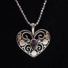 Spiral Jawan Heart