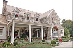 Don't miss Home for the Holidays, the annual Christmas home tour and Atlanta tradition.  #ATLholidayhome