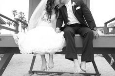 A romantic shot | Jess Robertson Photography