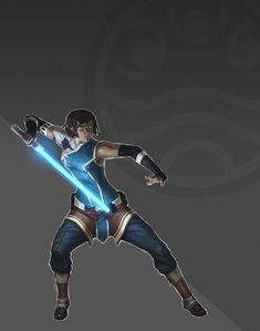 Avatar: The Last Airbender / The Legend of Korra: Image Gallery (List View) Lightsaber Fighting Styles, Avatar Series, Star Wars Concept Art, Star Wars Rpg, The Old Republic, Team Avatar, Star Wars Collection, Star Wars Characters, Legend Of Korra