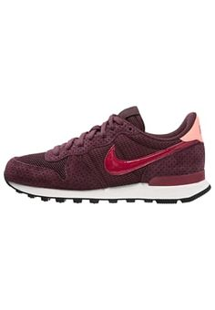 Sneakers Nike Sportswear INTERNATIONALIST - Sneakers laag - night maroon/noble…