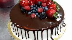 Resultado de imagen para torta espejo de chocolate