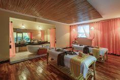 Treatment room Spa en Provence by L'Occitane  Seminyak Bali