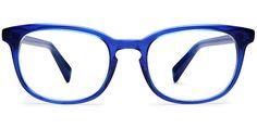 Eyeglasses - Walker in Canton Blue