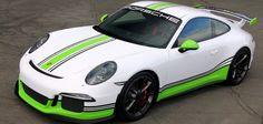 Nejlepší tuning Porsche 991 GT3 na světě umí Fostla