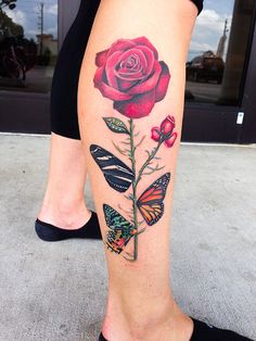 Absolutely #flawless Dali inspired piece. What an incredible tattoo…