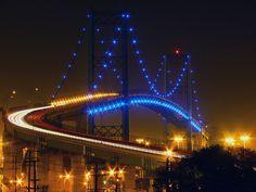 Vincent Thomas Bridge San Pedro, CA favorite-places-and-spaces