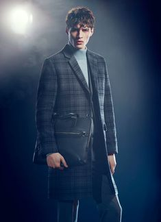 Tiger of Sweden Fall/Winter 2015 Campaign